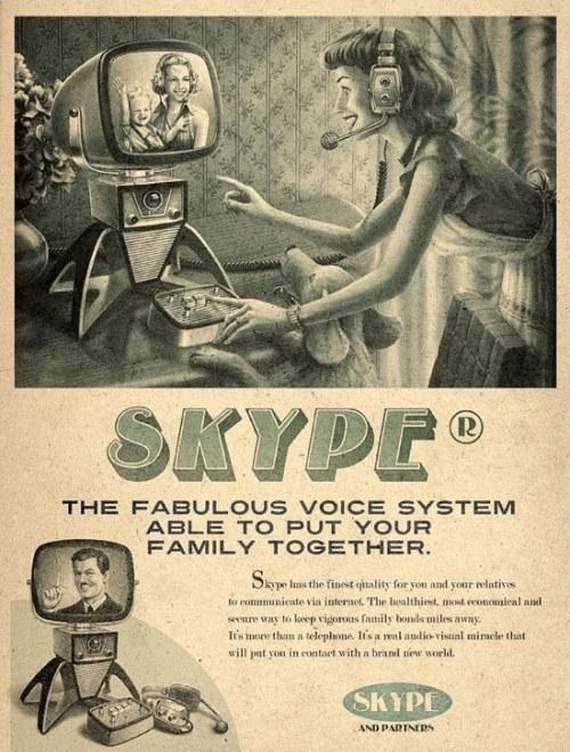 манипуляции со скайпом